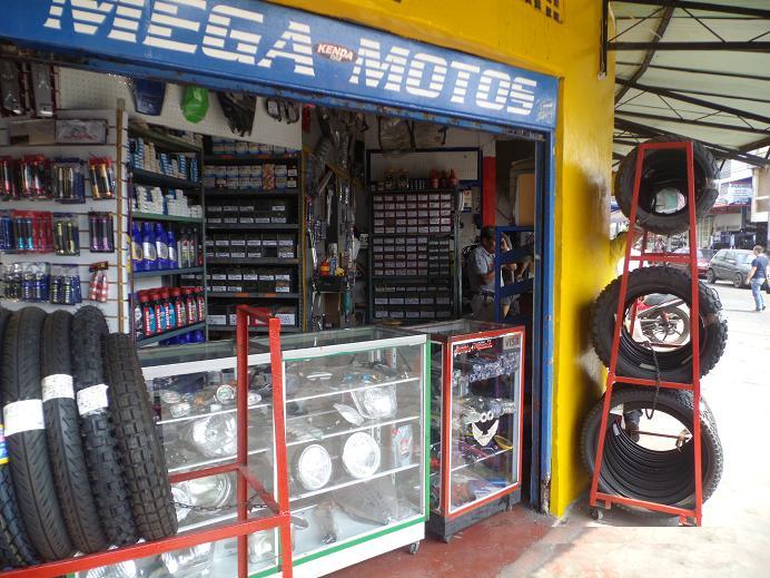 Almacen Y Taller De Motos Multimotos Amarillas De Colombia Co