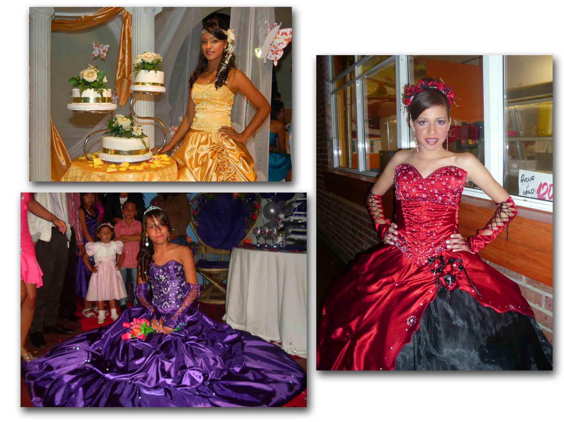 Alquiler de vestidos de fiesta ibague