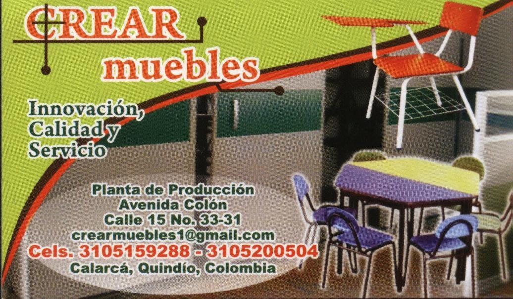 Crear muebles amarillas de colombia co el directorio for Muebles munoz santa marta